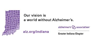 Alzheimers Association of Greater Indiana logo