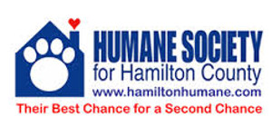 Humane Society of Hamilton County Logo