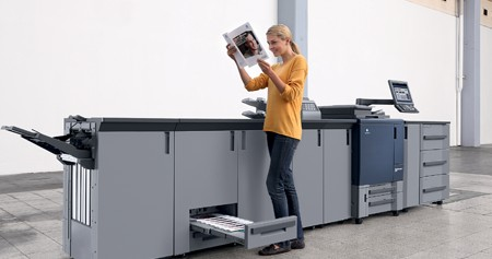 Production & Wide-Format Printers