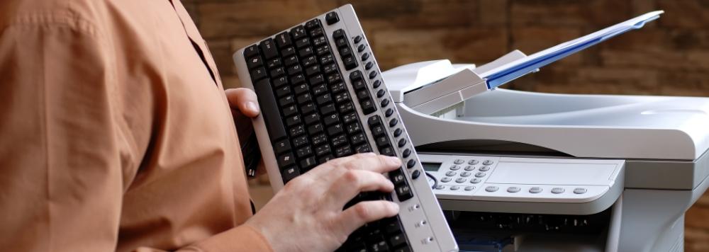 Office Printers, Copiers & MFPs