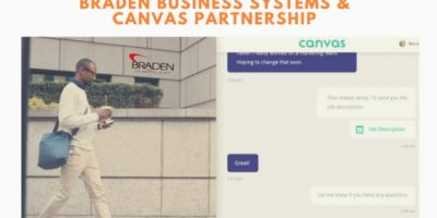 Braden Business & Canva Partnership