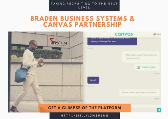 Braden Business & Canva Partnership