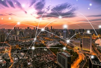 city-network-connection-technology